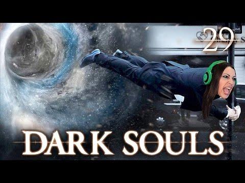 Dark Souls Walkthrough Part 29 - Enter Artorias of the Abyss DLC