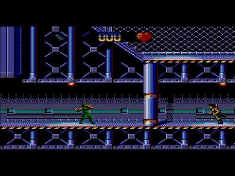 Sega Master System - Terminator (1984) a true SMS gem