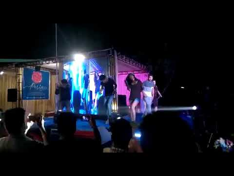 Akash Chauhan In IIT Delhi On Stage Dance
