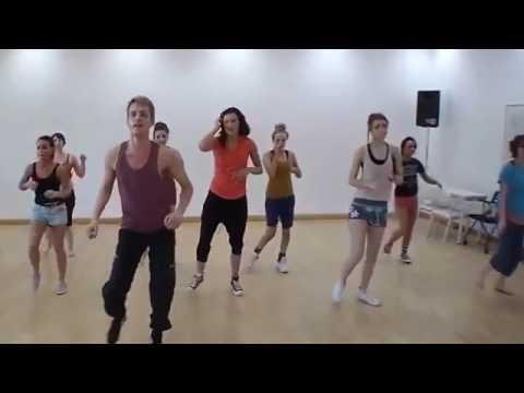 Zumba Fitness Dance Workout     Latin Dance Aerobic Workout   Just New