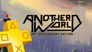 Another World  PS Plus Free Game From September 2018 until October 2018