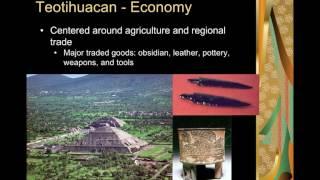 AP World History: Period 2: Classical Americas Part II: Mesoamerica/Teochihuacan