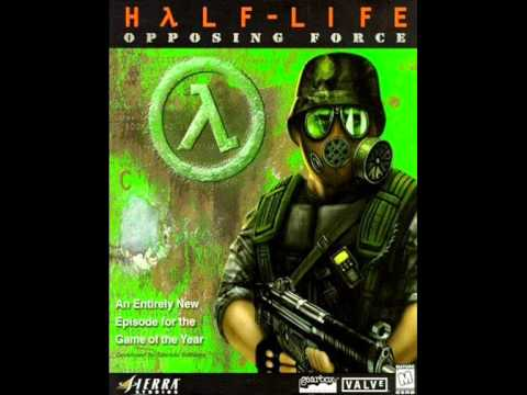 Half-Life: Opposing Force OST - 06 - Storm