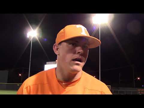 Baseball Postgame Media vs. #21 Tennessee Tech: RHP Zach Linginfelter