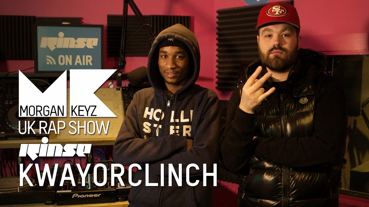 Download UK Rap Show: KwayorClinch (Freestyle)
