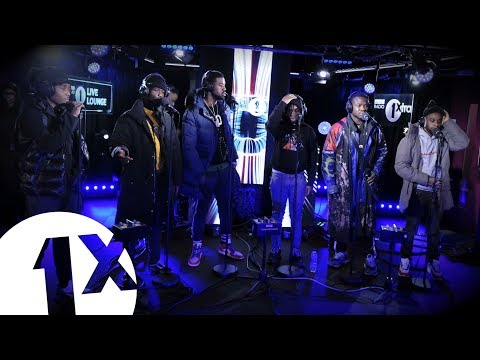 NSG, Tion Wayne & The Compozers - Options in the 1Xtra Live Lounge Mp3