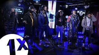 NSG, Tion Wayne & The Compozers - Options in the 1Xtra Live Lounge