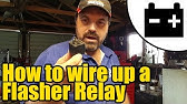 Universal Bolt On Turn Signal Switch Wiring - YouTube on