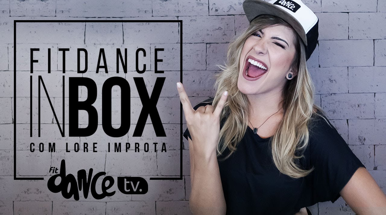 Download Fitdance Inbox - com Lore Improta - FitDanceTv