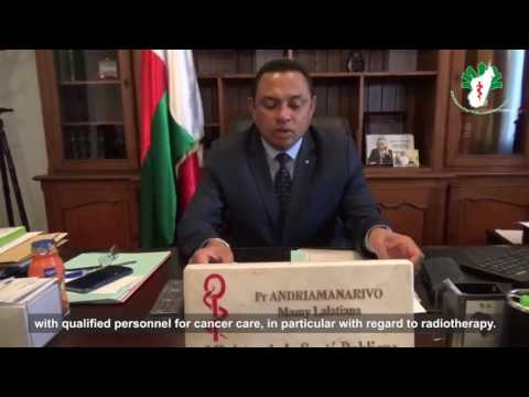 One Minute to Fight Cancer – Interview with Mamy Lalatiana Andriamanarivo
