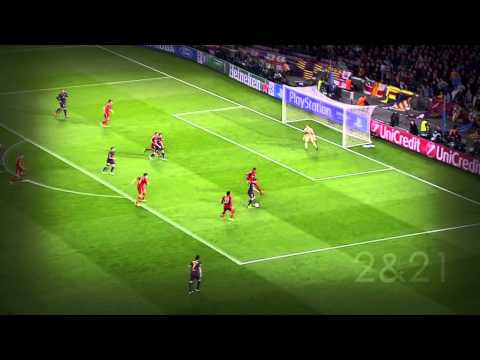 Philipp Lahm (Great Overlapping Runs + More) VS. FC Barcelona - CL 12/13 Semi-final 2nd Leg [HD]