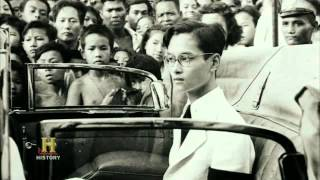 Repeat youtube video King Bhumibol of Thailand   The People's King