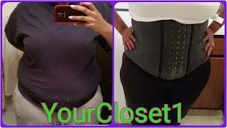Plus Size Waist Training | Melt Stomach Fat | YourCloset1