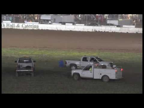 Jim's Auto Repair IMCA Stock Cars 7 22 16
