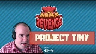 Project Tiny in Unity: First Look & Getting Started w/ Mobile Browser GameDev