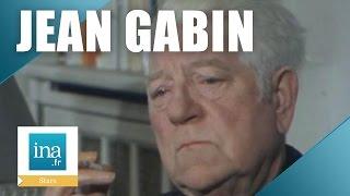 """Jean Gabin """"Pourquoi j"""