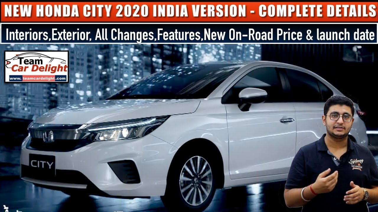 New Honda City 2020 India Launch Date Price Interior Features