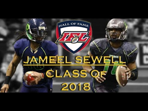 2018 IFL Hall of Fame: Jameel Sewell