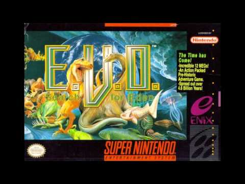 Best of - E V O  Search for Eden Soundtrack
