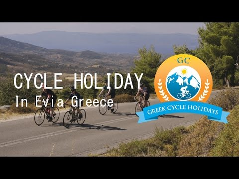 Cycling Holiday in Evia, Greece | Greek Cycle Holidays