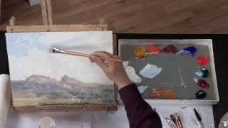 Preview | Acrylic Landscape Painting Essentials with Johannes Vloothuis