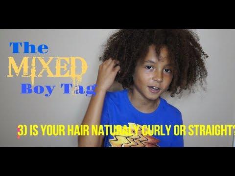 Mixed Boy Tag