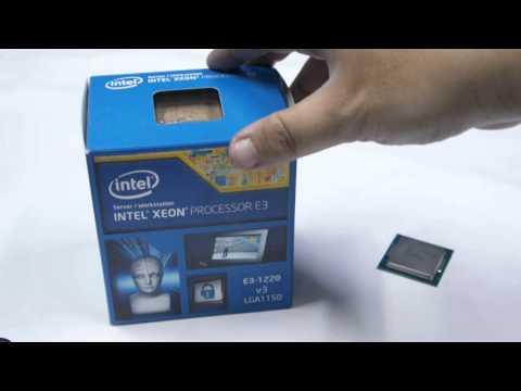 Server: Mengenal Prosesor Intel Xeon