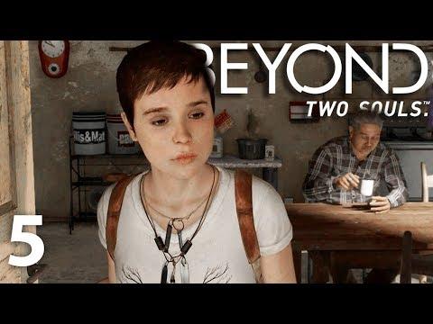 JODIE VS DEMONIC SPIRITS?! STOP IT. | Beyond Two Souls | Lets Play - Part 5