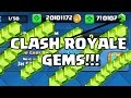 Clash Royale Hack - How to hack Clash Royale 10,000 Gems Glitch