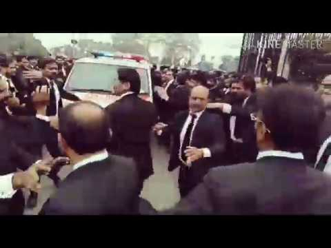 Real face of Lawyers – Lawyers vs Doctors – Punjab institute of cardiology fight #cardiology