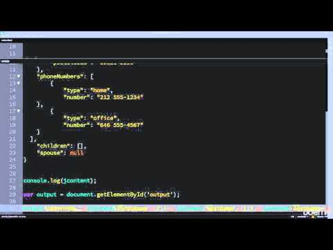How to get JSON data Array value access || JSON Basics