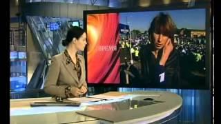 Ляп Зейналовой в прямом эфире на Первом канале!