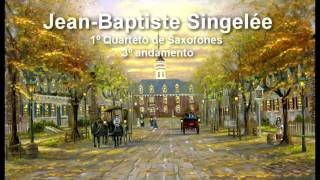 Jean-Baptiste Singelée - 1er Quatour