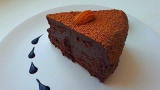 Торт Трюфельный. Очень Вкусный Шоколадный Торт.