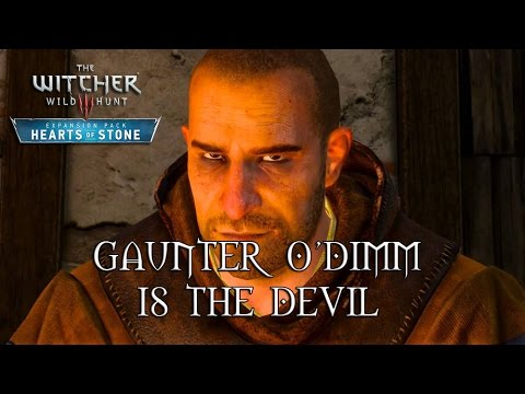 The Witcher 3 - Gaunter O'Dimm Is The Devil