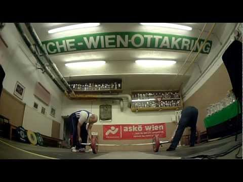Klubmeisterschaft 2012  -  Kraftsportklub Eiche-Wien Ottakring 1897