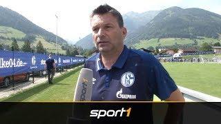 Schalke-Boss Heidel: