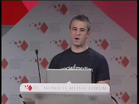 socialmedian at the Monaco Media Forum