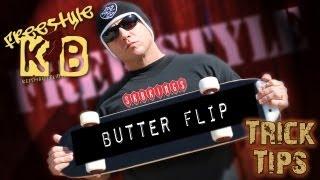"""""""Butter Flip"""""""