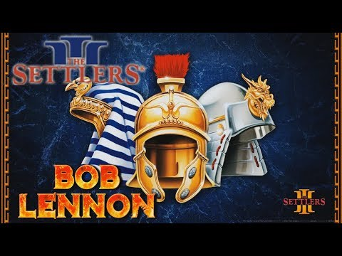 REPOS (RETRO) LENNON SHOW : The Settlers 3 avec Bob Lennon