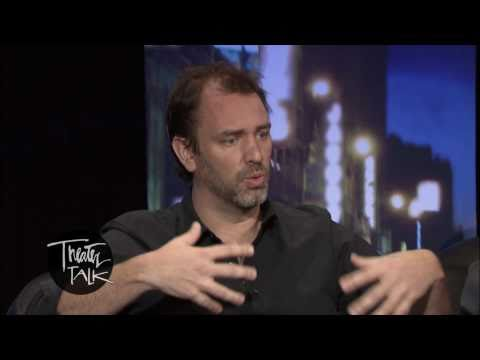 "Theater Talk: ""The Book of Mormon"" with co-writers Trey Parker, Matt Stone, Robert Lopez"