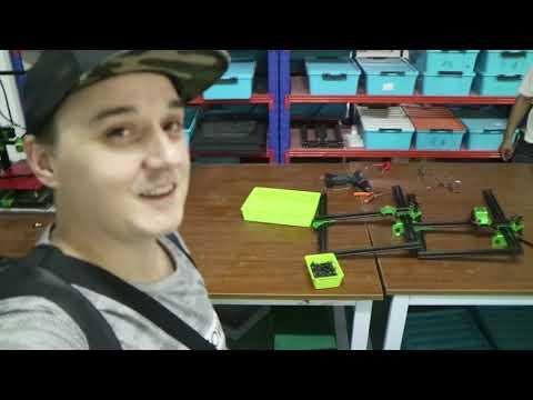 Производство 3D принтеров TEVO