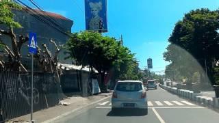 Jalan Teuku Umar lancar di Jumat siang hari 25032016