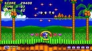 [TAS] Sonic 2D Blast in 3:00.28