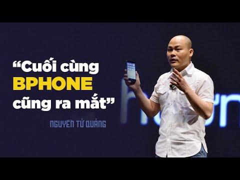 BPHONE cuối cùng cũng ra mắt – 5 mẫu máy, 3 màu sắc, chính sách giảm giá hấp dẫn | Hoàng Hà Channel
