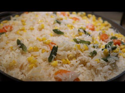 Otra manera de hacer otro tipo de  arroz blanco