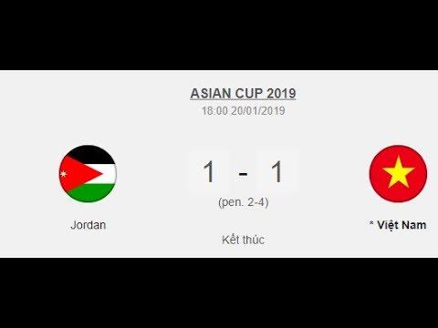 Highlight Vietnam vs Judan