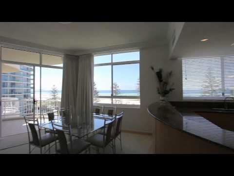 Kirra Beach Holiday Apartments on the Gold Coast