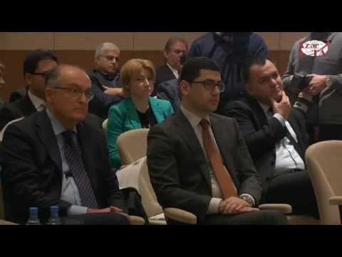 """Bakıda """"The Oil & Gas Year Azerbaijan-2015"""" jurnalının təqdimatı keçirilib"""