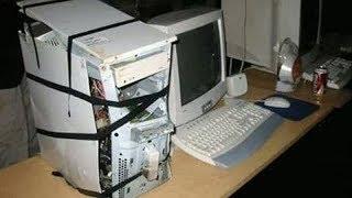 """""""Ремонт"""" старого компьютера."""